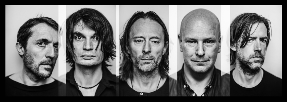Radiohead - photo Alex Lake