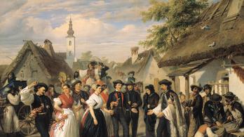 Igazi szenzáció volt az első kiállítás Magyarországon