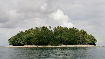 Öt szigetet elmosott a globális felmelegedés
