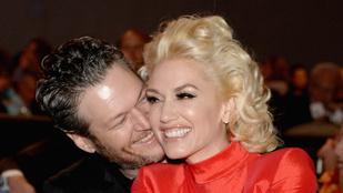 Egy újabb bizonyíték, hogy Gwen Stefani és Blake Shelton nagyon szerelmesek