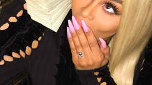 Blac Chyna annyi pénzt szakít majd Kardashianék nevével, amennyit nem szégyell