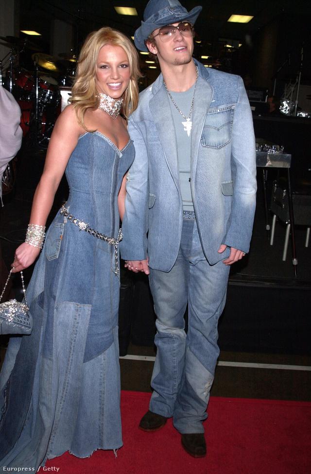 Örökké hálásak leszünk ezért a pillanatért Spearsnek és Timberlakenek.