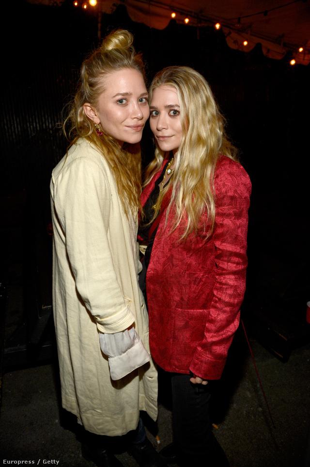 Diktálják a divatot az Olsen ikrek.