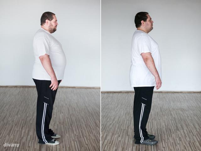 Kálmán összesen 7 kilót fogyott, de a program utolsó hetére megfájdult a térde, ezért nem tudott teljes erőbedobással részt venni az edzéseken.