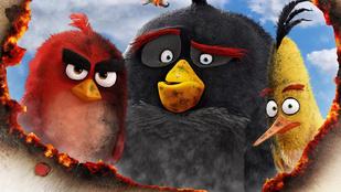 Ezért kár volt: Angry Birds már a mozikban!