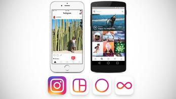 Nem tűnt el, csak átalakult az Instagram
