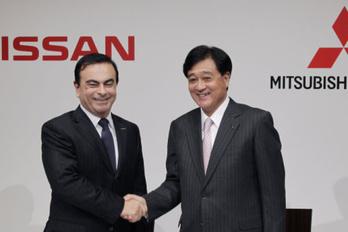 A Nissan átveszi a Mitsubishi irányítását