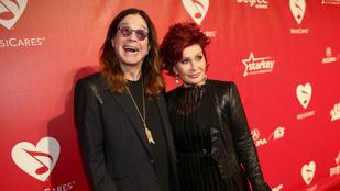 Dráma: Ozzy Osbourne hazaköltözött, a neje meg el
