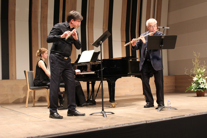 Szilágyi Szabolcs és Alan Weiss