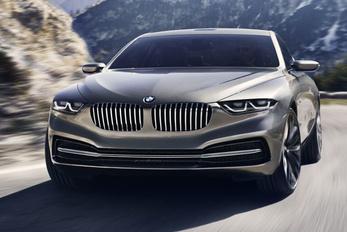 Új luxusmodell várható a BMW-től