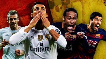 Barca vs. Real: a végső 90 perc dráma a bajnokságért