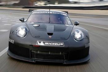 A jövő Porsche versenygépe