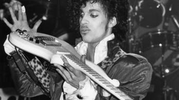 Árverésre bocsátják Prince legendás sárga gitárját