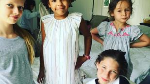 Beyoncé lánya Gwyneth Paltrow-éknál volt pizsamapartin