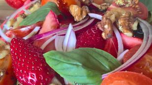 Receptsokk: mert az eper nem (csak) édesség