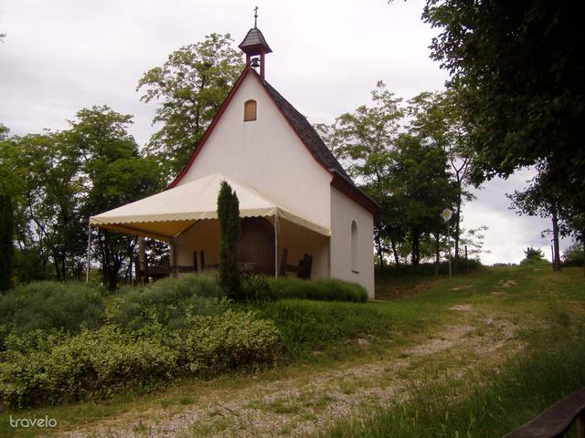 Óbudavár,Schönstatt-kápolna