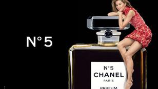 Júniustól jön az új Chanel No 5 illat