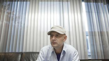 Blikk: Vujity Tvrtko a köztévébe tart
