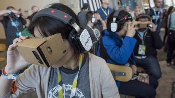 Virtuális valóság és tangó várható a Google konferenciáján