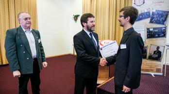 Az év információbiztonsági újságírója lett Bolcsó Dániel az Indextől