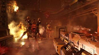A Doomban még mindig nem a történet a lényeg