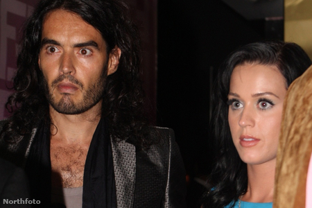Katy Perry és Russell Brand