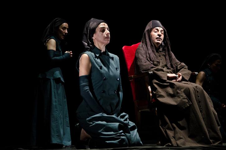 Teatro Iaia: A rózsafüzér