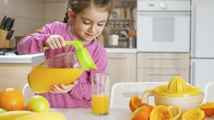 Vannak gyerekbarát alternatívák cukros üdítők helyett!