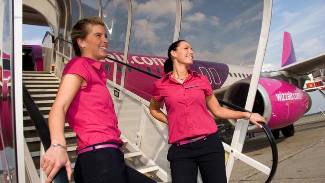 Három kattintással lehet repjegyet foglalni a Wizz Air új honlapján