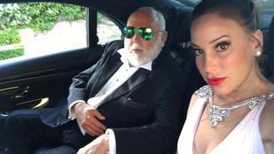 Vajna Tímea élőben jelentkezett Cannes-ból