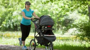A futás az ideális kismamasport? -3 fontos szempont, mielőtt nekiindulsz