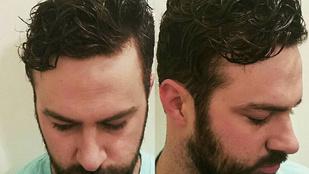 Üzenjük a férfiaknak: 2016 a hajgöndörítés éve