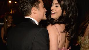 Katy Perry és Orlando Bloom medencés szülinapi bulin voltak