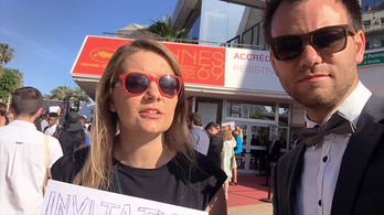 Így lehet bejutni a vörös szőnyegre Cannes-ban