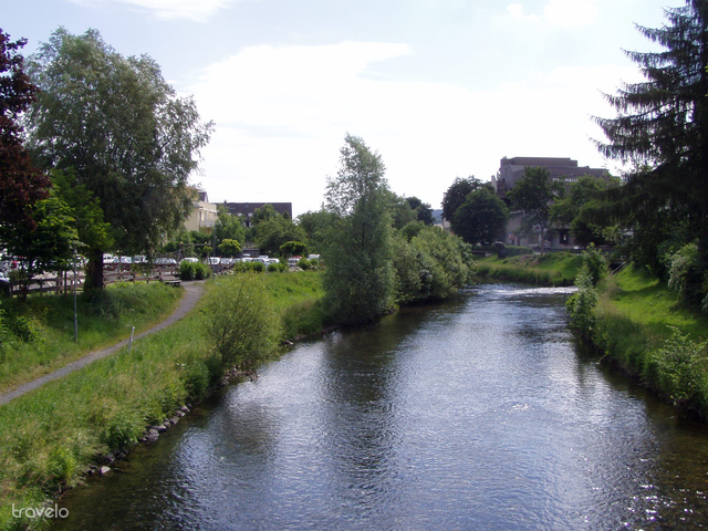 A Ruhr Meschedénél