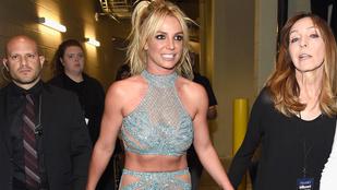 Britney Spears fülledt show-val foglalta össze, mit adott nekünk eddig