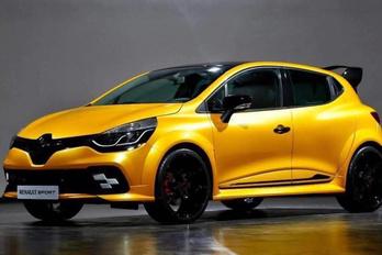 Durva Cliót főz a Renault Sport?