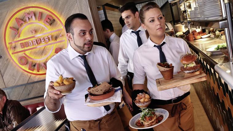 Kipróbáltuk Jamie Oliver budapesti éttermét