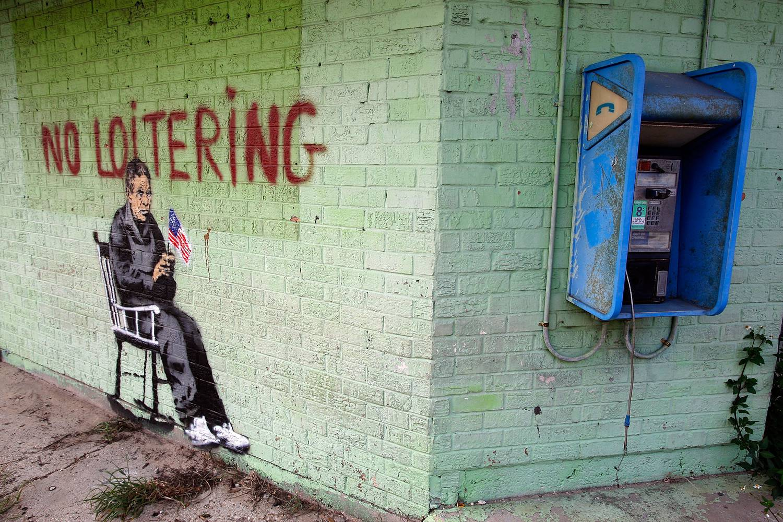 Hatalmas Banksy-kiállítás nyílt Rómában