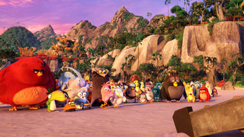 Az Angry Birds-film 151 milliót kaszált eddig