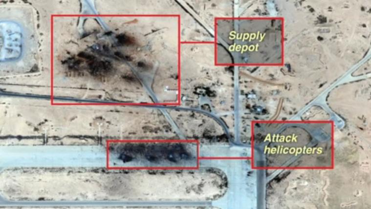 Az Iszlám Állam leágyúzott egy orosz légibázist
