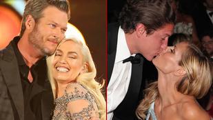 Nem Gwen Stefani az egyetlen, akiről üvölt, hogy szerelmes