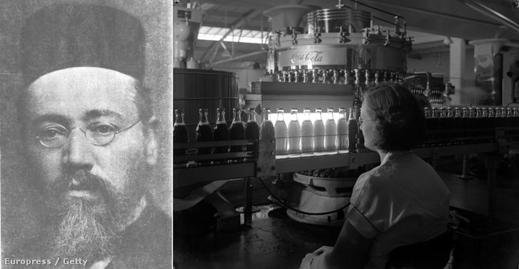 Tobias Geffen és egy Coca-Cola gyár