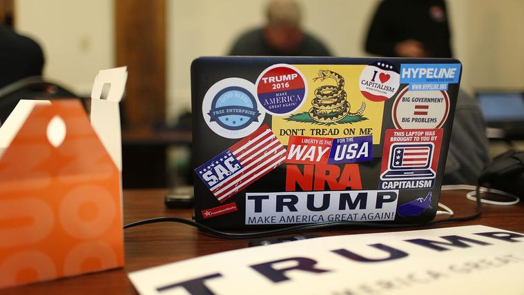 Donald Trumpból programozási nyelv lett