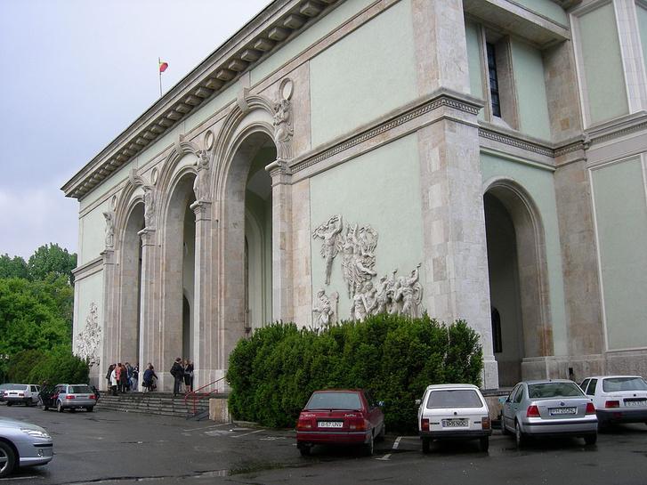 Bukaresti Nemzeti Opera