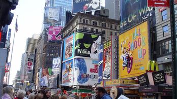 Rekordok dőltek a Broadwayn