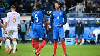A Realnak gond, a franciáknak csapás