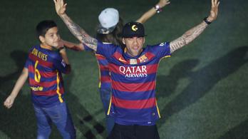 A Barcelona öregjeivel erősít a Juventus