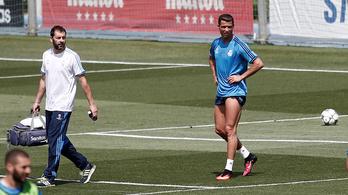 C. Ronaldo: Elfelejthet a PSG, örökre itt maradok