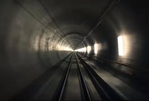 Svájcban épült meg a világ leghosszabb és legmélyebb vasúti alagútja